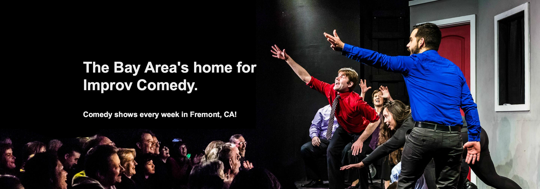 Improv Comedy Shows Every Friday & Saturday