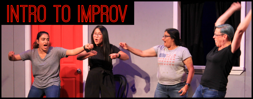 improv classes